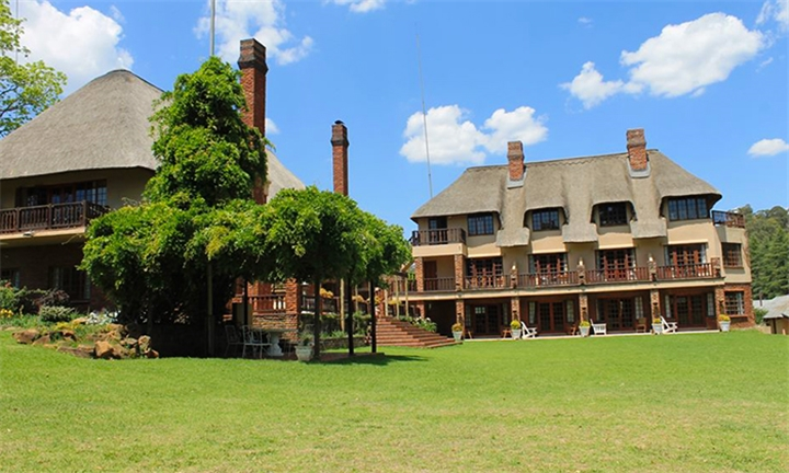 KZN Midlands: 1 or 2-Night Anytime Stay for Two Incl Breakfast at The Bend Country House