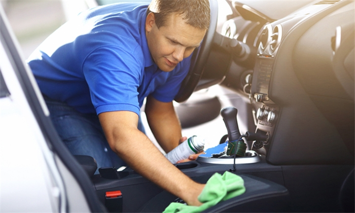 Motor Vehicle Upholstery Deep Cleaning Service for One Vehicle from Daniels Super Clean