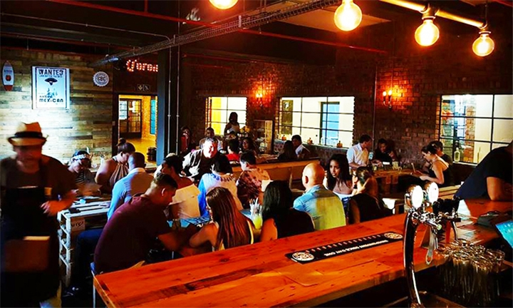 Thursday Comedy Night: Entry Ticket Incl Food and Beers or Wine for Two at The Mash Tun