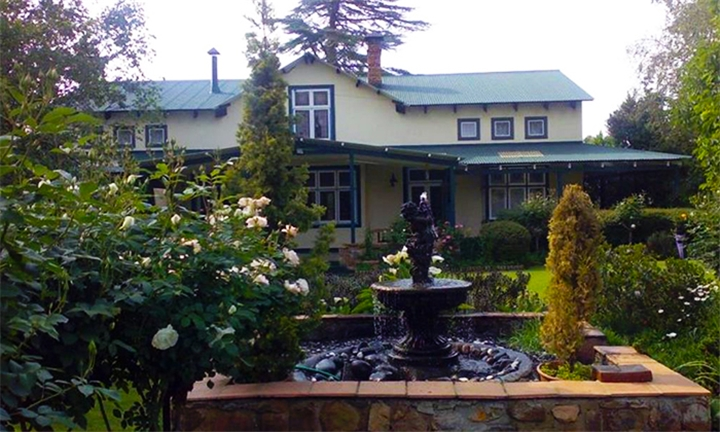 Mpumalanga: 2-Night Stay for Two Including Breakfast and Optional Extras at The Highland Rose Bed and Breakfast