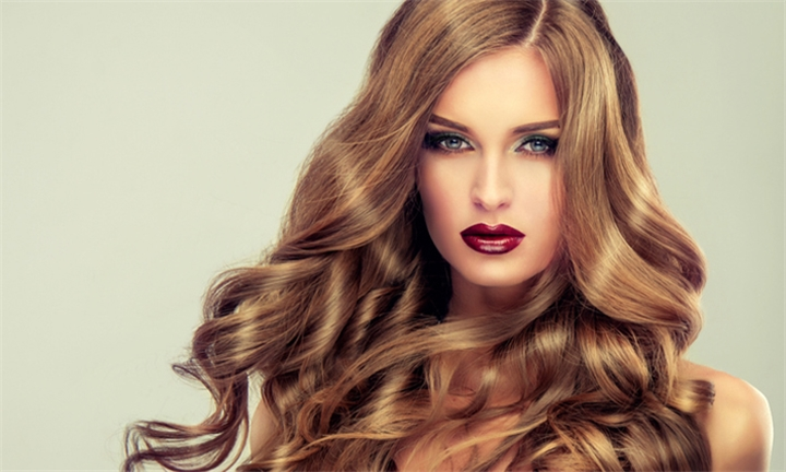 Wash, Cut, Blowdry and Treatment with Optional Colour at Pure Beauty