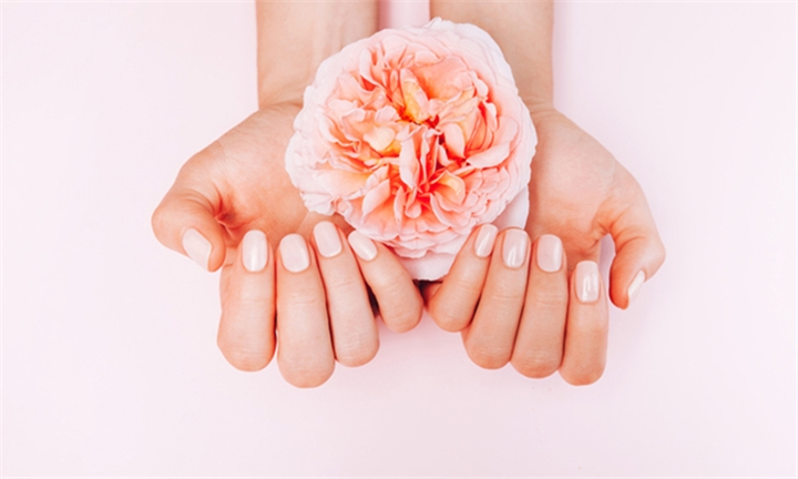 Full Manicure with Gel at Blu Spa in the Radisson Blu