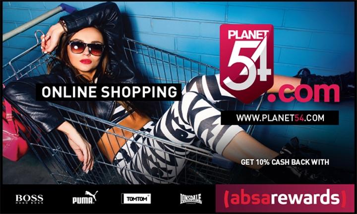 Planet54.com: Pay R49 for a R120 Discount Voucher