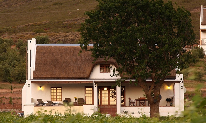 Cape Winelands: 1 or 2 Night Anytime Stay for Two at Orange Grove Farm