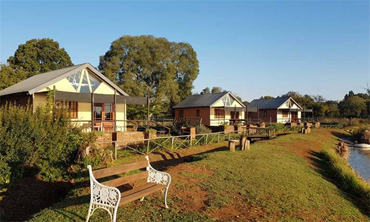 Magaliesburg: 1, 2 or 3-Night Midweek Stay for up to Five at Imbabali Retreat & Venue