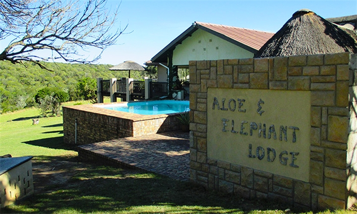 Eastern Cape: 2-Night Anytime Stay for Two at Aloe and Elephant Lodge