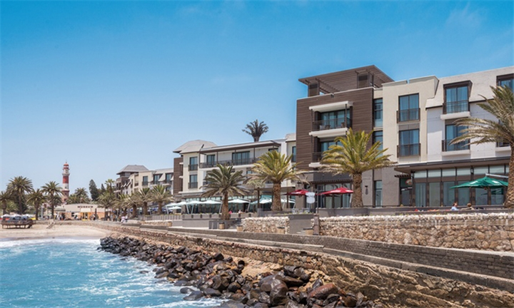 Namibia: 5 or 7-Night Anytime Stay Including Breakfast for Two at Strand Hotel Swakopmund