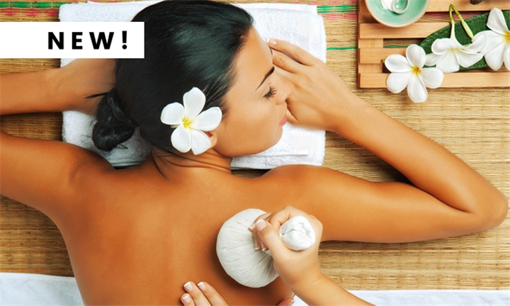 90-Minute Thai Massage with Reflexology at Soul Therapy