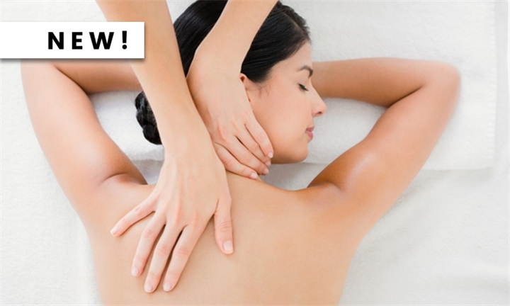 75-Minute Individual Pamper Package at Skin on Plein