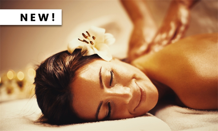 75-Minute Pamper Package for One or Two at Orchid Beauty & Wellness