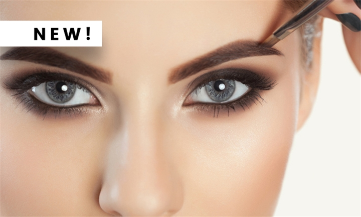 Choice of Permanent Makeup Session with Renouveler