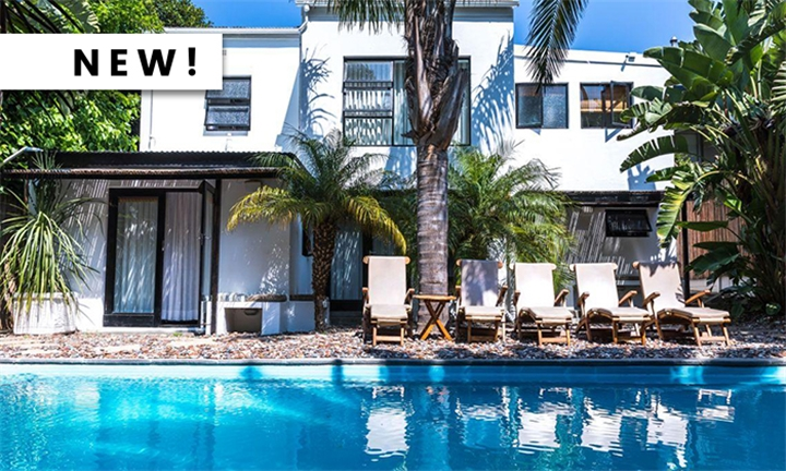 Cape Town: 1 or 2-Night Anytime Stay for Two Including Breakfast at Antrim Villa