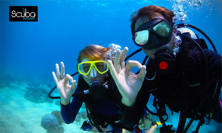 Introductory Scuba Diving Course Including R300 Off an Open Water Course for One or Two with Scuba Evolution