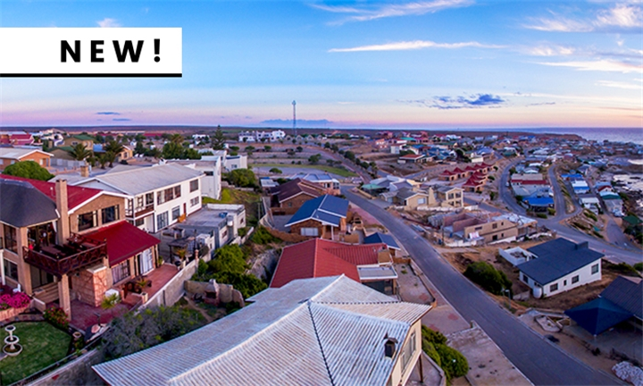 Western Cape: 2-Night Anytime Self-Catering Stay for up to Four at Strandfontein Accommodation