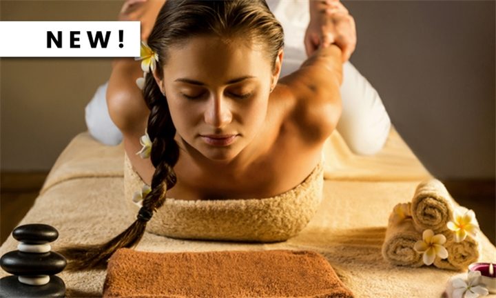 3-in-1 Massage: Thai Yoga Massage with Aromatherapy Oil and Cupping for One or Two at Spachang Traditional Thai Massage Spa