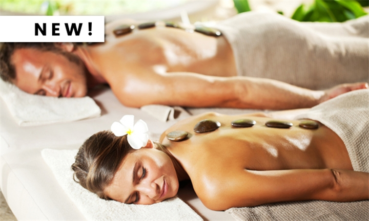 Choice of Gold, Diamond or Platinum Spa Package for Two at Oeresta Health Spa