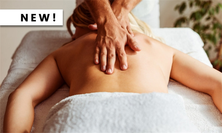 Deep Tissue De-Stress Massage and Guided Visualisation at Matters of the Mind