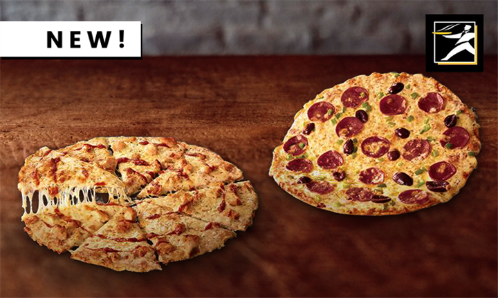Choice of 2 x Large Pizza's from Debonairs Pizza, Lakefield Square, Benoni