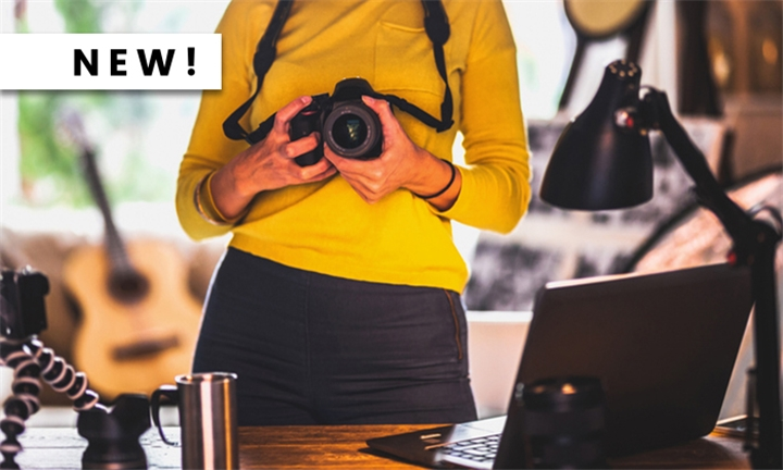 2-Week Online Course – Photography 101 with EAC Photography