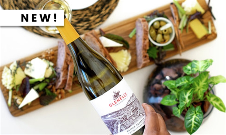 Wine Tasting with Cheese Platter for Two Including 15% off Any Wine Purchases at Glenelly Estate Stellenbosch