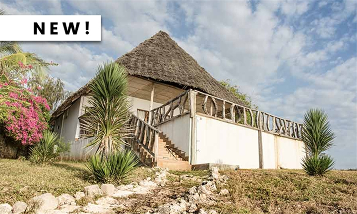 Zanzibar: 7-Night Stay for Two Including Breakfast, Dinner and Airport Transfers at Zi Beach Cottage