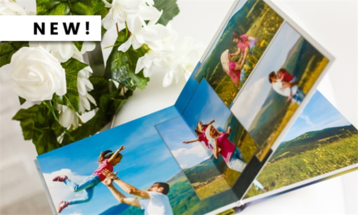 Choice of Hardcover Photobooks Including Delivery from TTL Photobooks