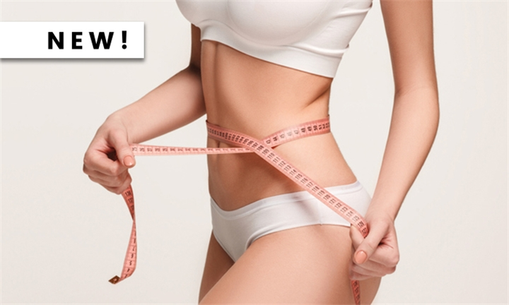 4 x Laser Lipo with 1 x Ozone Therapy at D'Fine Endermologie and Laser Lipo