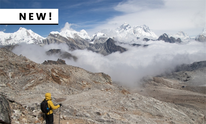 South Asia: 15-Day Mt Everest Base Camp Trekking in Nepal (per person sharing)