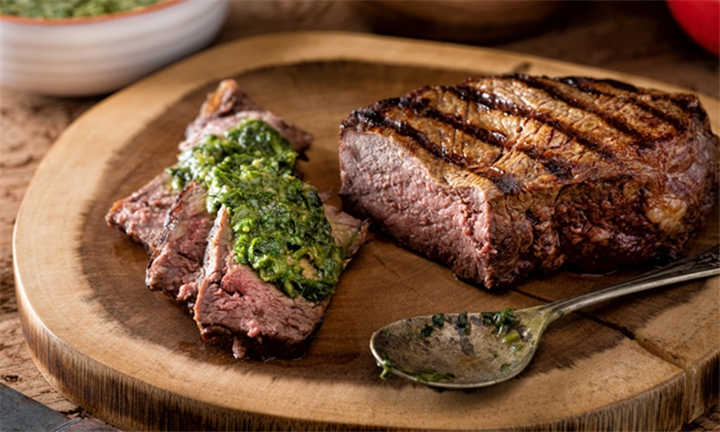 250g Rump Steak Including Choice of Side for up to Six at Weezy's