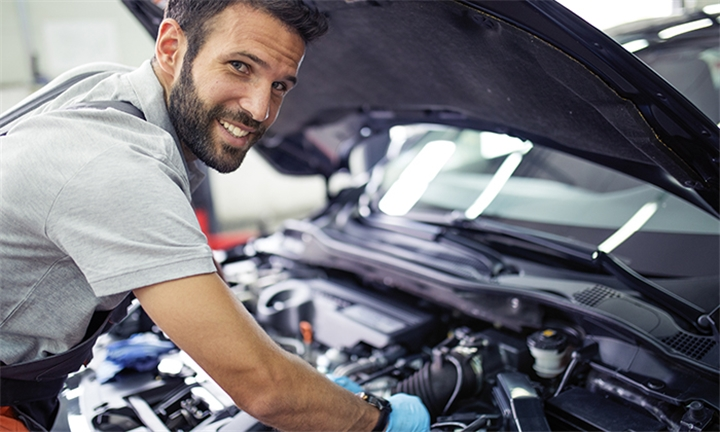 Minor Car Service for One Passenger or Luxury Vehicle at BNM Auto Services