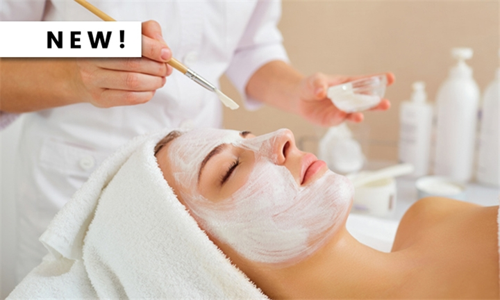 Choice of Express, Basic or CACI Facial at Charisma Aesthetic and Laser Clinic