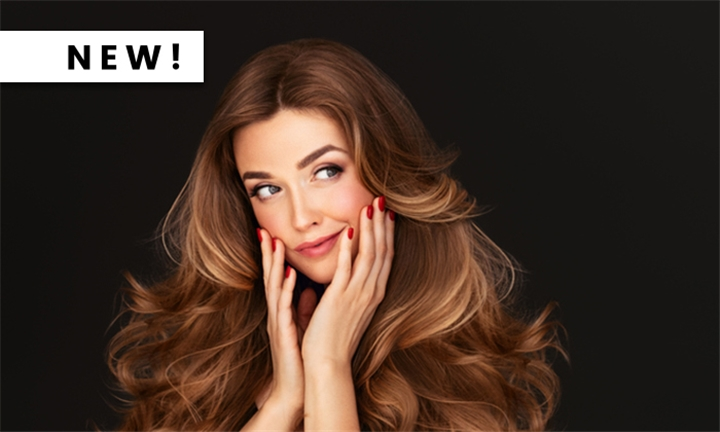 Wash, Cut & Blow-Dry with Optional Treatments at Charisma Aesthetic and Laser Clinic
