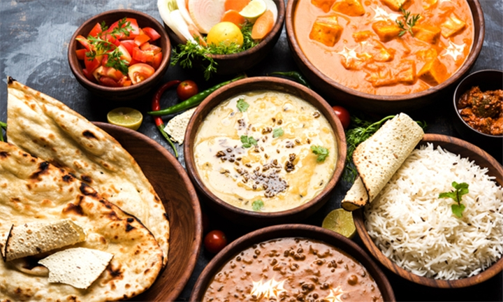 Exclusive Sunday Buffet for Two at Thali South and North Indian Restaurant