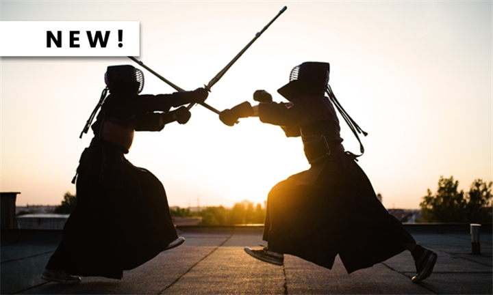 1-Month Membership Introduction Course to Kendo, The Way of the Japanese Sword with Rivonia Kendo Club