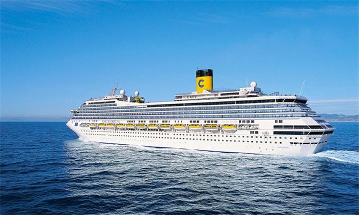 Luxury Cruise: 21-Night Singapore, Malaysia, Sri Lanka, India, Oman, Greece, Italy Cruise for Two Aboard the Costa Fortuna