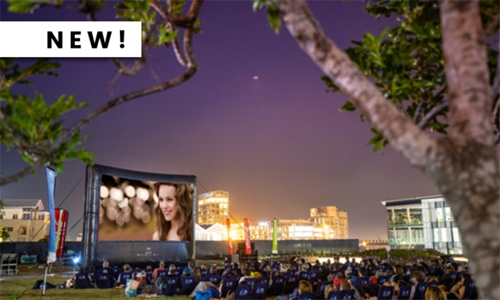 2 x Standard Tickets to see 'What Men Want' at The Galileo Open Air Cinema, Kirstenbosch