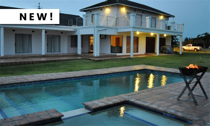 KwaZulu-Natal: 1 or 2-Night Anytime Stay for Two at SeaXplore Lodge