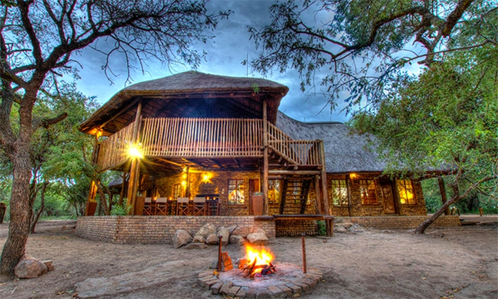 Marloth Park: 1 or 2-Night Self-Catering Stay for up to Four at Zaganaga Kruger Lodge