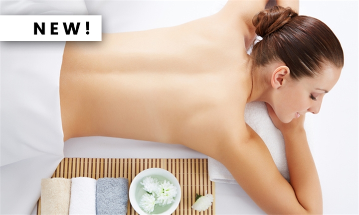 60-Minute Full Body Massage for One or Two at Beauty Hemisphere