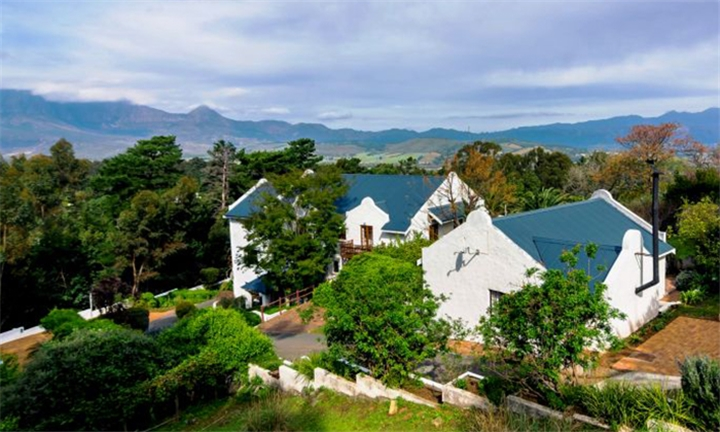 Cape Town: 1 or 2-Night Anytime Stay for Two Incl Breakfast at De Molen Guest House
