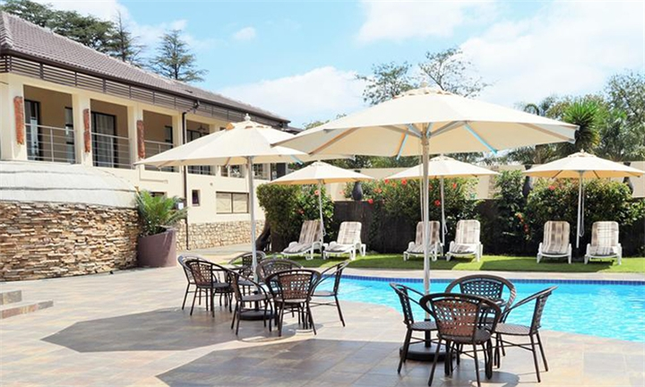 Gauteng: 1 or 2-Night Anytime Stay for Two at Ecotel Premier Lodge