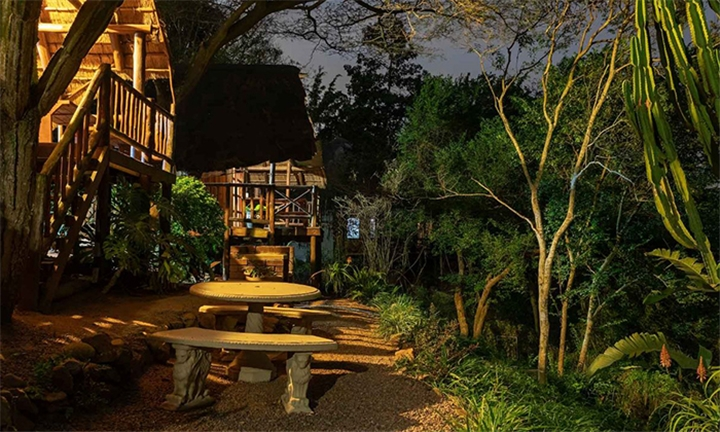 KwaZulu-Natal: 1-Night Anytime Stay for Two at Treehouse River Lodge
