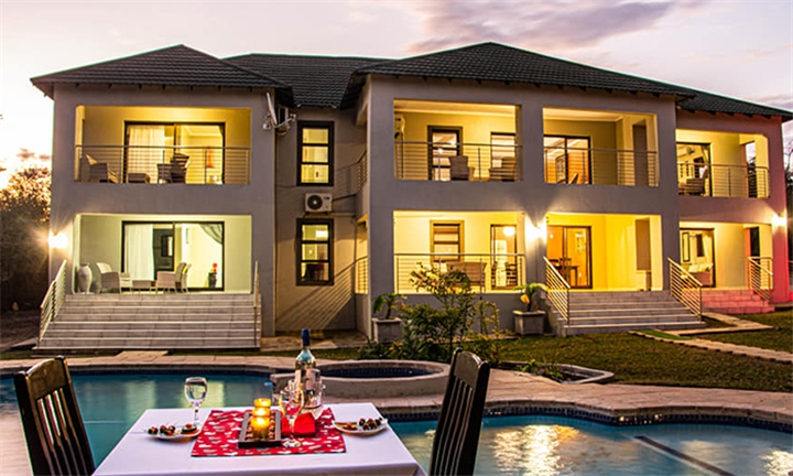Kruger Park: 2-Night Anytime Stay for Two at Tinyiko Kruger Lodge