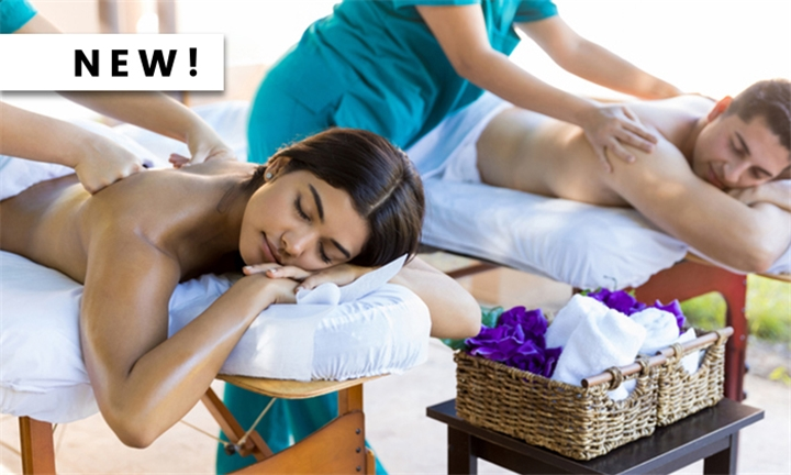 130-Minute Pamper Package for Two at Bodyframe Beauty Clinic