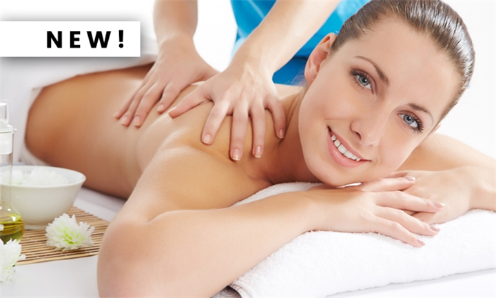 60-Minute Full Body Swedish Massage for One or Two at Shernard Spa