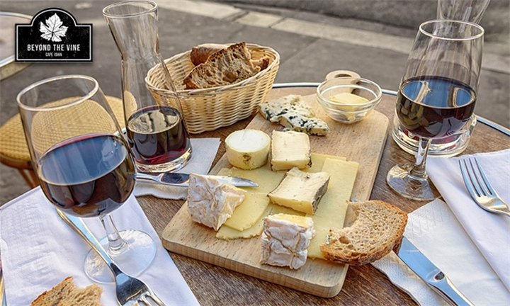 Exclusive: Full Day Wine Tour with Tastings, Lunch and Wine-Making for up to Four with Beyond The Vine