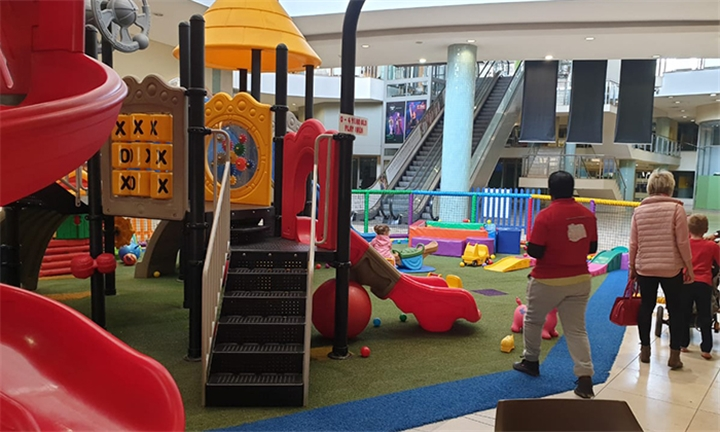 Unlimited Play Time for up to 4 Kids at Go-Play