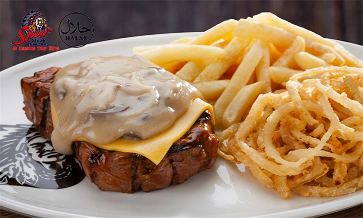 2-Course Meal for Two at Chippewa Spur Steak Ranch
