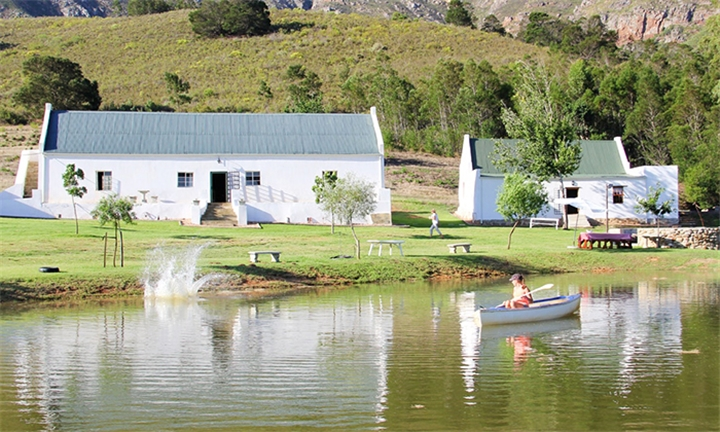 Western Cape: 1 or 2-Night Self-Catering Stay for up to Four at Bonfrutti