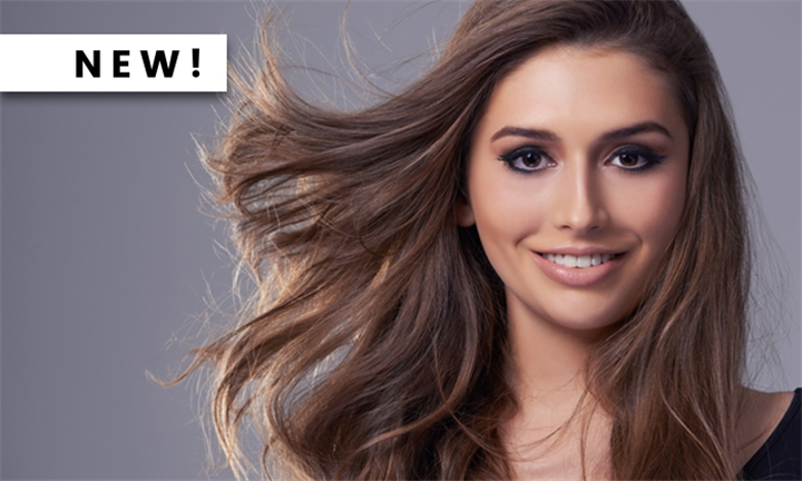 Wash, Cut and Blow-dry with Optional Treatment and Half-Head of Highlights at MaemoHair